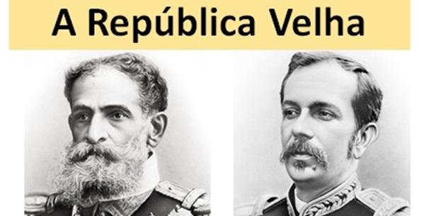 a república velha destacada