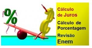 cálculo de juros destacada