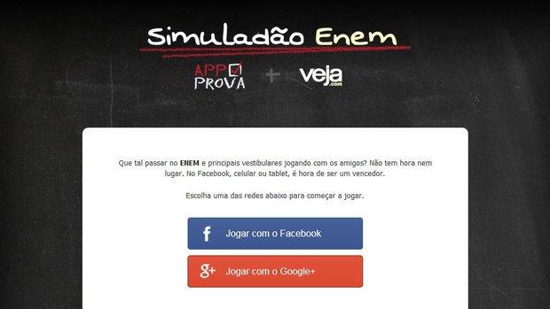 Simulado Enem gratuito da revista Veja está disponível online. Acesse!