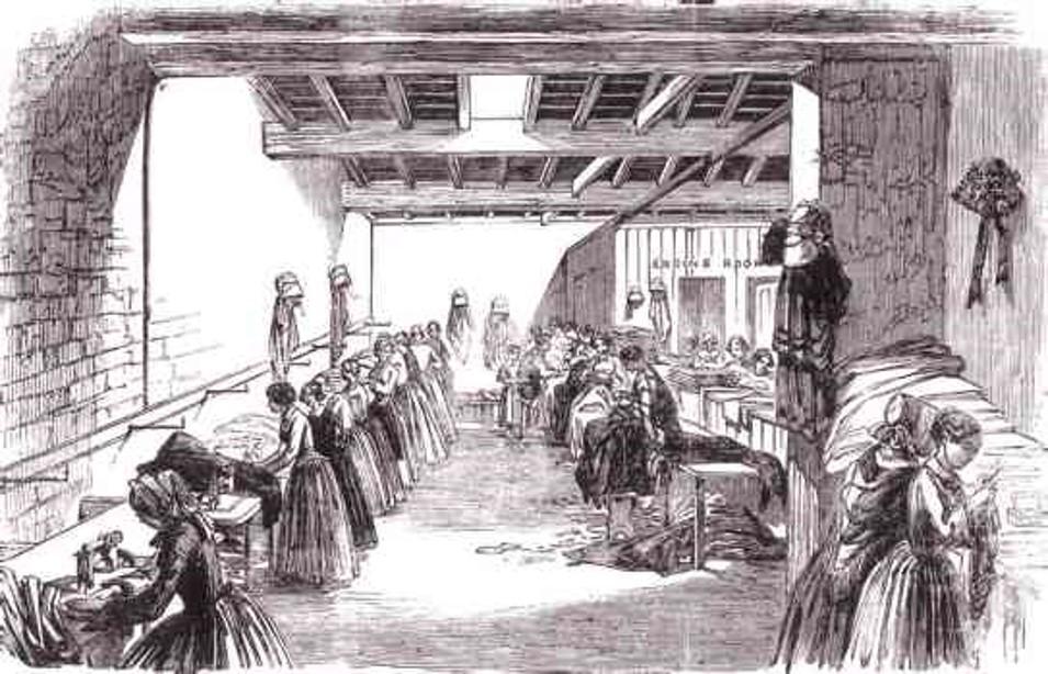 Fábrica da Revolução Industrial