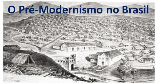 Pré-Modernismo - Aula de revisão para Literatura Enem