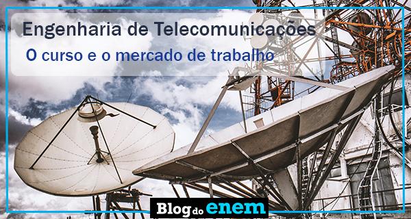 engenharia de telecomunicacoes