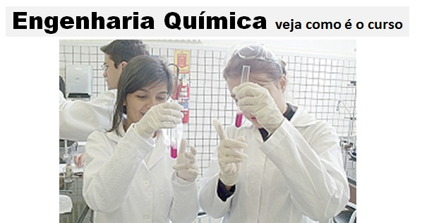 Curso engenharia quimica sp