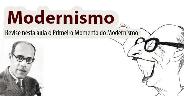 Primeiro Momento Modernismo