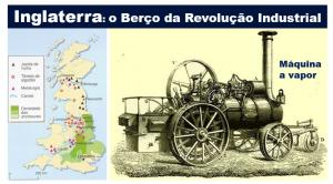inglaterra berço da revolução industrial
