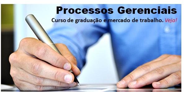 Curso processos gerenciais