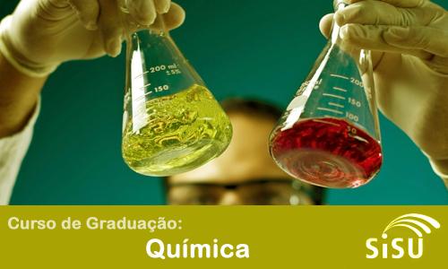 Notas de corte no Sisu 2014 para o curso de graduação em Química