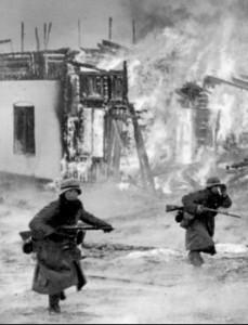 2ª Guerra - alemães na Dinamarca