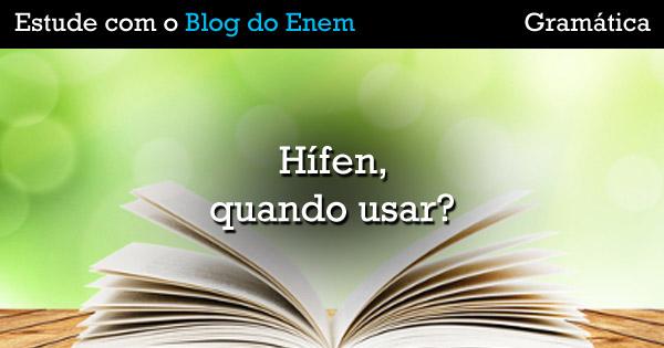 Gramática - Hífen1-FB