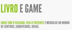 livro e game