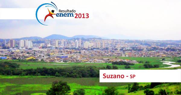 Suzano Sp Image: Resultado Enem 2013: Desempenho Das Escolas