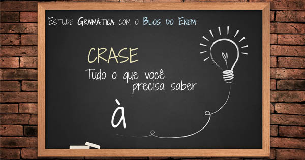 Gramática - Crase