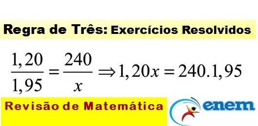 Problemas básicos de matemática