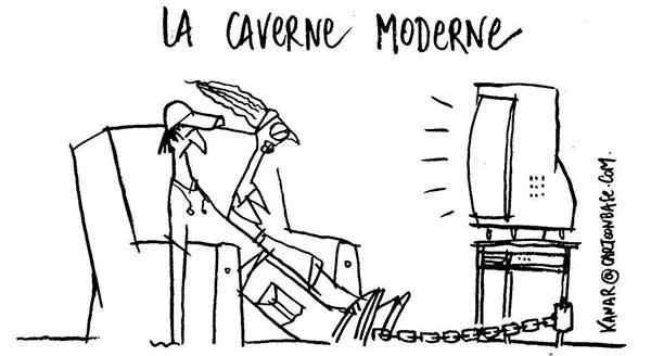 A Caverna Moderna