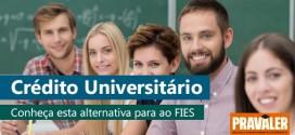 Alternativa ao FIES: Veja como funciona o Crédito Universitário. Ajuda você a pagar a Faculdade.