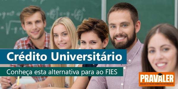 Crédito Universitário PraValer
