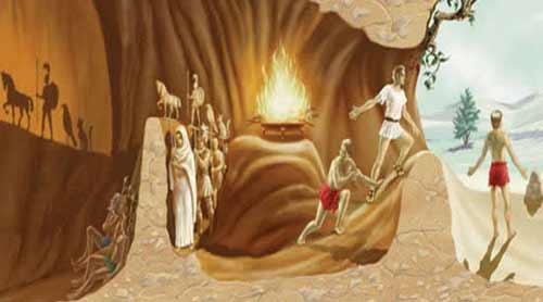 Ideias De Platão ~ O Mito da Caverna Entenda esta passagem de Plat u00e3o