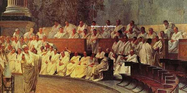 Sócrates e os Sofistas