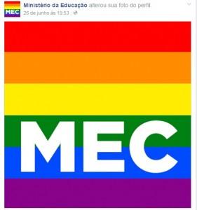MEC casamento gay