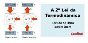 2ª Lei da Termodinâmica