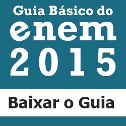 Guia Básico Enem 2015 - Download Grátis
