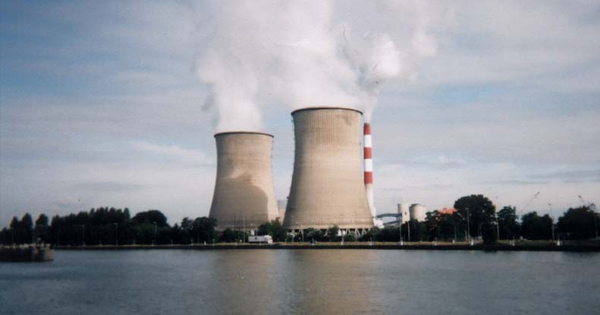 Poluição Térmica - Usina Nuclear