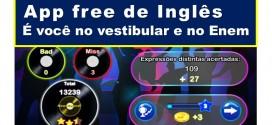 Feel The Music – App free para você aprender Inglês para o Vestibular e o Enem. É divertido. Veja!