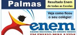 Palmas – Veja piores e melhores escolas pela Nota do Enem. Lista completa.