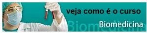 biomedicina o curso