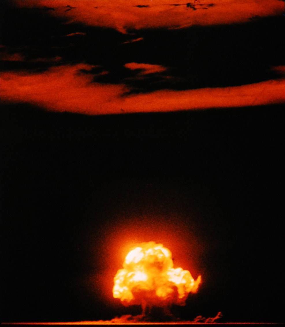 Bomba Atômica Trinity