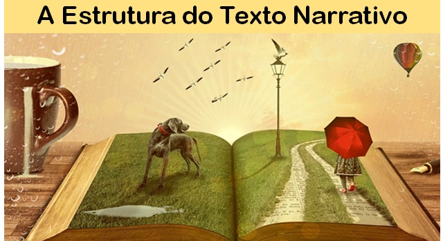 A Estrutura do Texto Narrativo