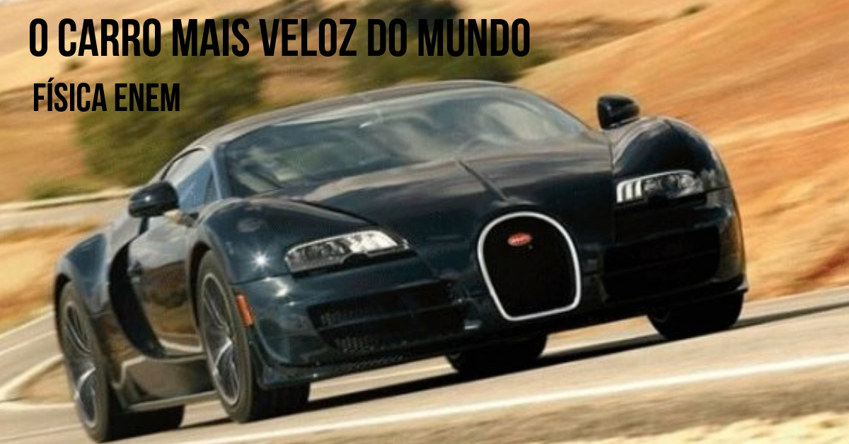carro mais veloz do mundo
