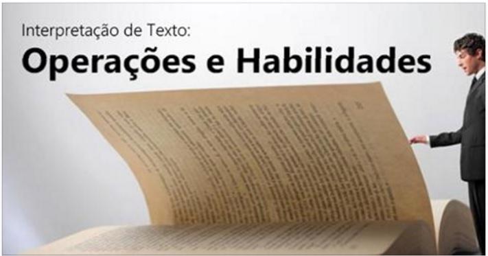 interpretação de texto na Redação