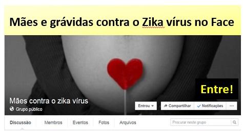 mães e gestantes contra o zika vírus