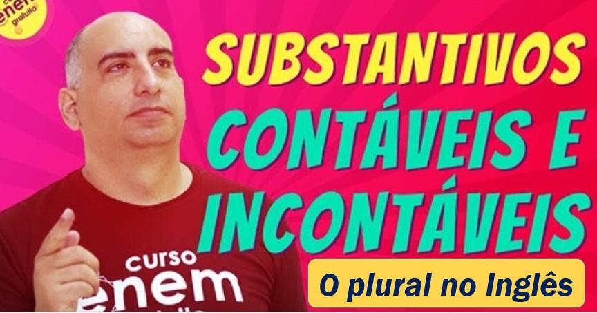 plural no Inglês