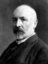 Georg Ferdinand Ludwig Philip Cantor - Teoria dos conjuntos