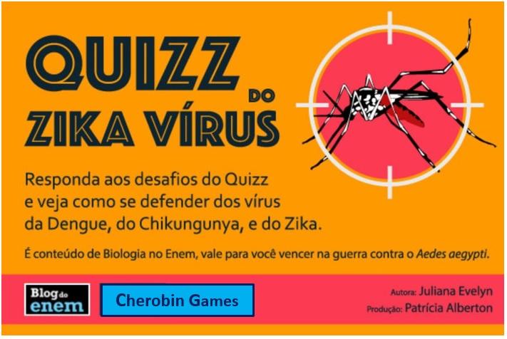 quizz do zika viírus