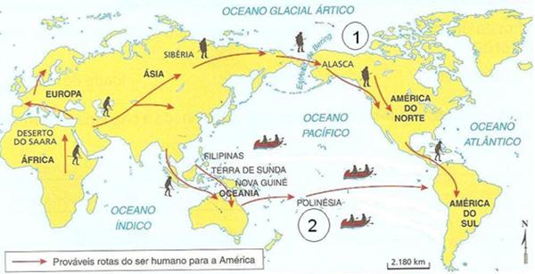 África, o grande berço da Humanidade na Pré História e do surgimento e evolução dos primatas