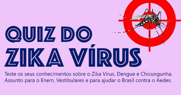 Simulado Enem Zika Vírus