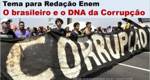 DNA da corrupção destaque