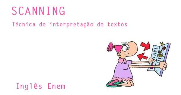 Inglês Enem