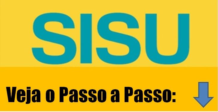 Passo a passo da inscrição no Sisu 2018