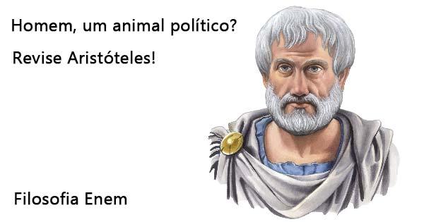Aristóteles: O homem é um animal político