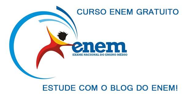 CURSO ENEM GRATUITO