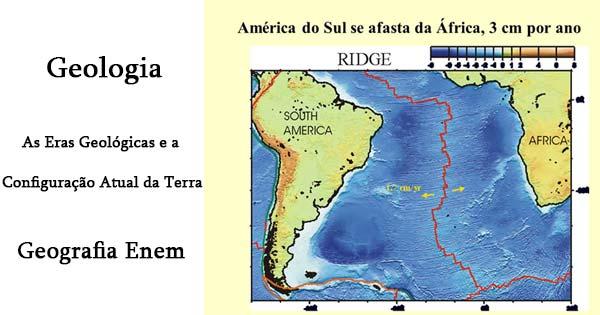 Eras Geológicas Simulado Enem Online De Geografia Com 10