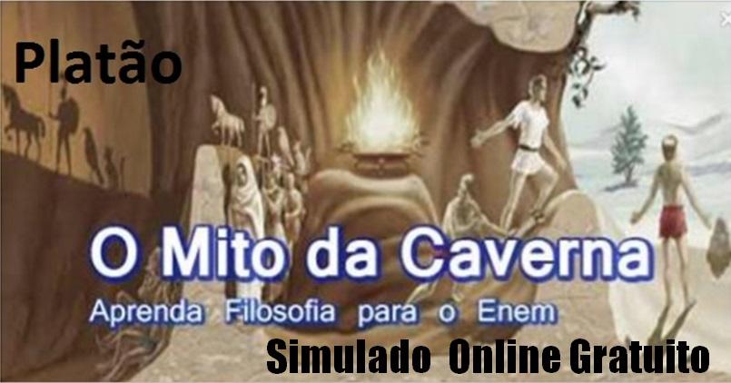Simulado Enem O Mito da Caverna