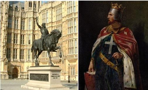 Rei Ricardo I - Coração de Leão