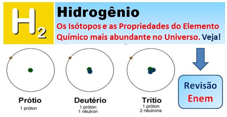 hidrogênio d