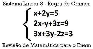 Sistema Linear