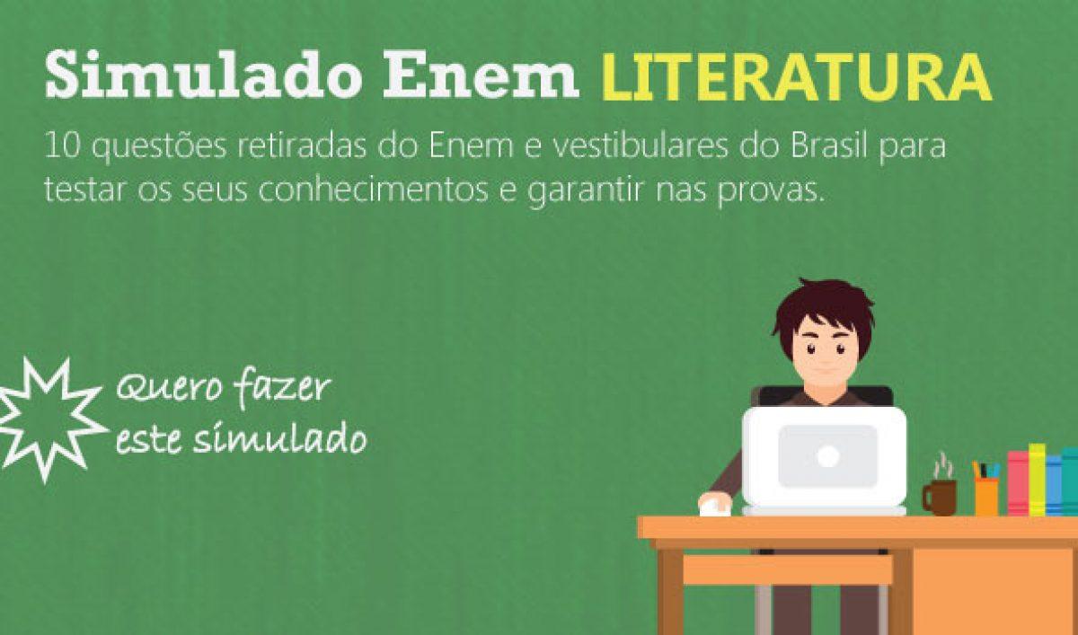 Revisao Simulado Enem Online De Literatura Com 10 Questoes